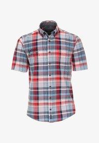 Casamoda - Shirt - rot - 0