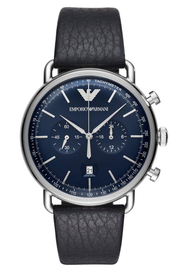 Chronograph - blau