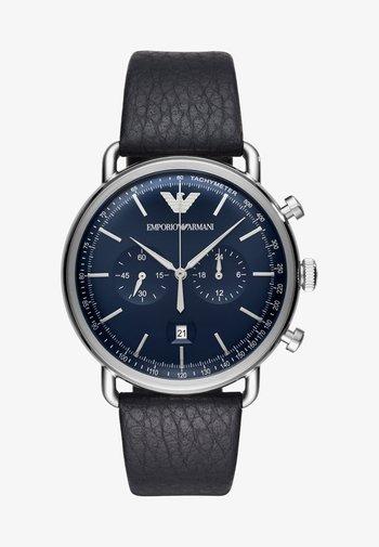 Kronografklockor - blau
