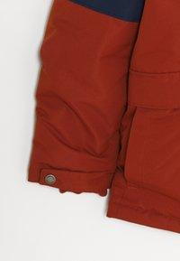 Columbia - NORDIC STRIDER JACKET - Outdoor jacket - dark adobe/collegiate navy - 3