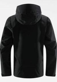 Haglöfs - ROC GTX JACKET - Hardshell jacket - true black - 6