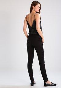 Kaffe - VERA - Trousers - black deep - 2