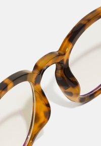 CHPO - CARRO UNISEX - Blue light glasses - brown - 3