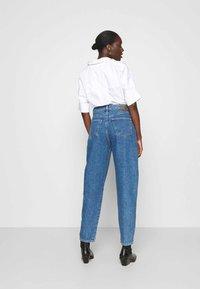 Mavi - LOLA - Straight leg jeans - dark blue denim - 2