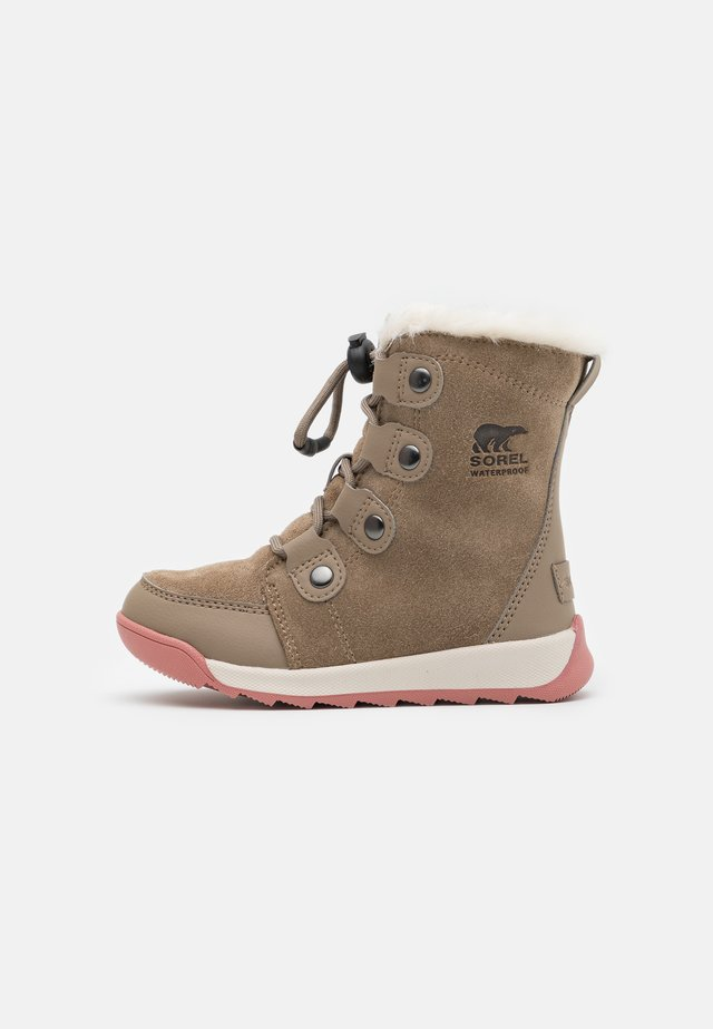 YOUTH WHITNEY  - Winter boots - khaki