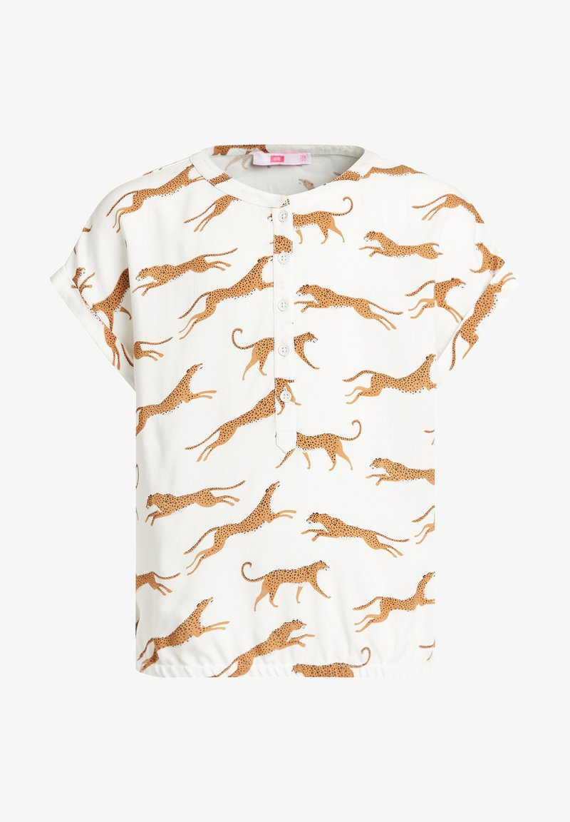 WE Fashion - MET DESSIN - Blouse - all-over print