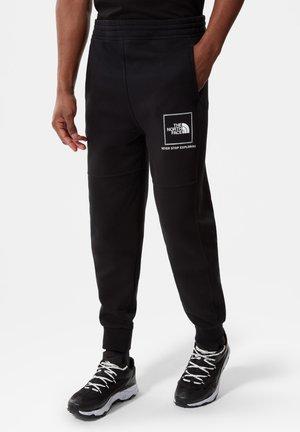 Pantalones deportivos - tnf blk/silver reflective