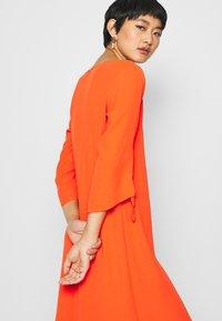 Esprit Collection - DRESS - Denní šaty - red orange - 3