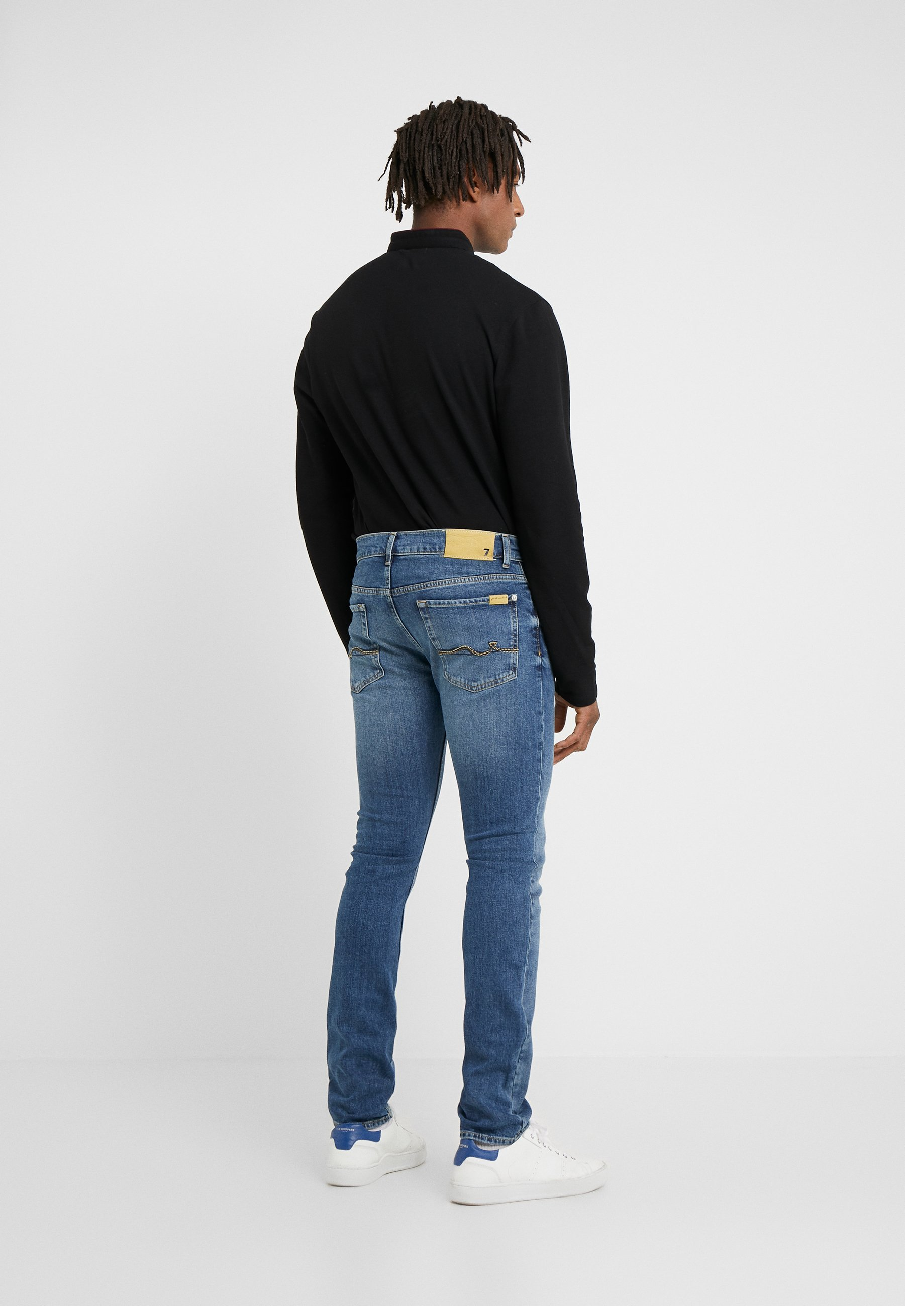 7 for all mankind RONNIE SPECIAL EDITION - Jean slim - mid blue