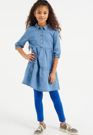 MEISJES SKINNY FIT - Leggings - cobalt blue