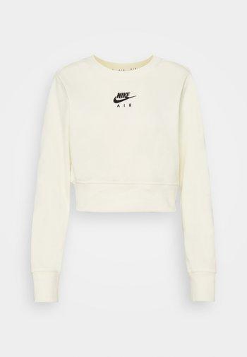 AIR CREW  - Sweater - coconut milk/black