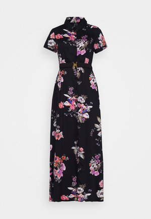 VMLOVELY ANCLE DRESS - Maxikjole - black