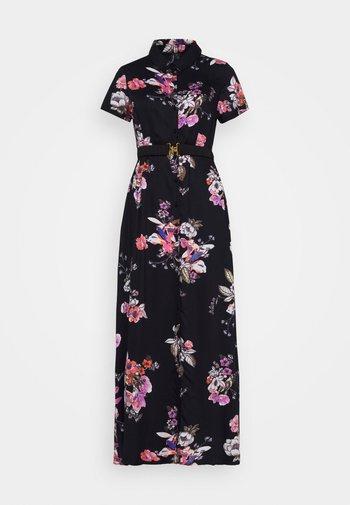 VMLOVELY ANCLE DRESS - Maxiklänning - black