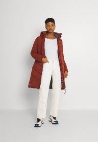 Ragwear - REBELKA - Classic coat - terracotta - 1