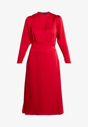 YASLULU DRESS - Maxi dress - chili pepper
