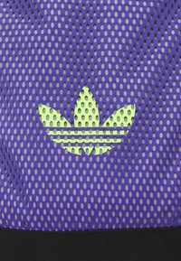 adidas Originals - TOPLOADER UNISEX - Batoh - purple/halo silver/signal green - 6