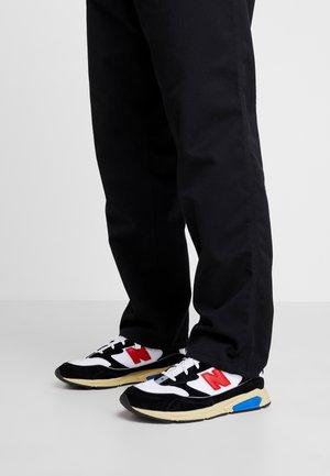 MSXRC - Sneakers - black/red