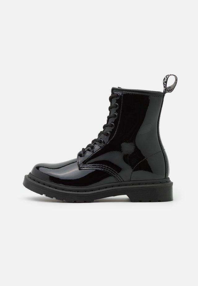 1460 MONO - Veterboots - black