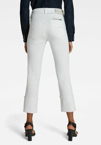 G-Star - NOXER  - Straight leg jeans - white - 1