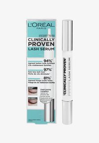 L'Oréal Paris - CLINICALLY PROVEN LASH SERUM - Ögonfransvård - - - 0