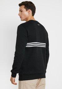 adidas Originals - OUTLINE PULLOVER - Collegepaita - black - 2