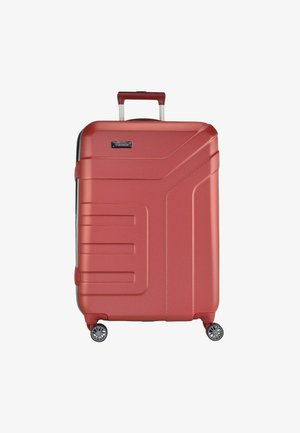 VECTOR 2.0 4-ROLLEN TROLLEY 77 CM - Wheeled suitcase - koralle