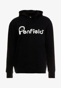 Penfield - HANSON - Hoodie - black - 4