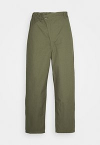 Converse - SHAPES TRIANGLE FRONT UNISEX - Trousers - field surplus - 6