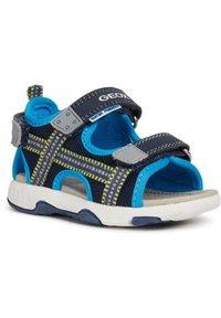 Geox - S. MULTY - Walking sandals - navy - 1