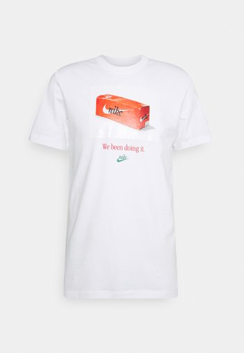 TEE PHOTO - T-shirt med print - white
