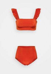 Monki - Bikini - red - 5