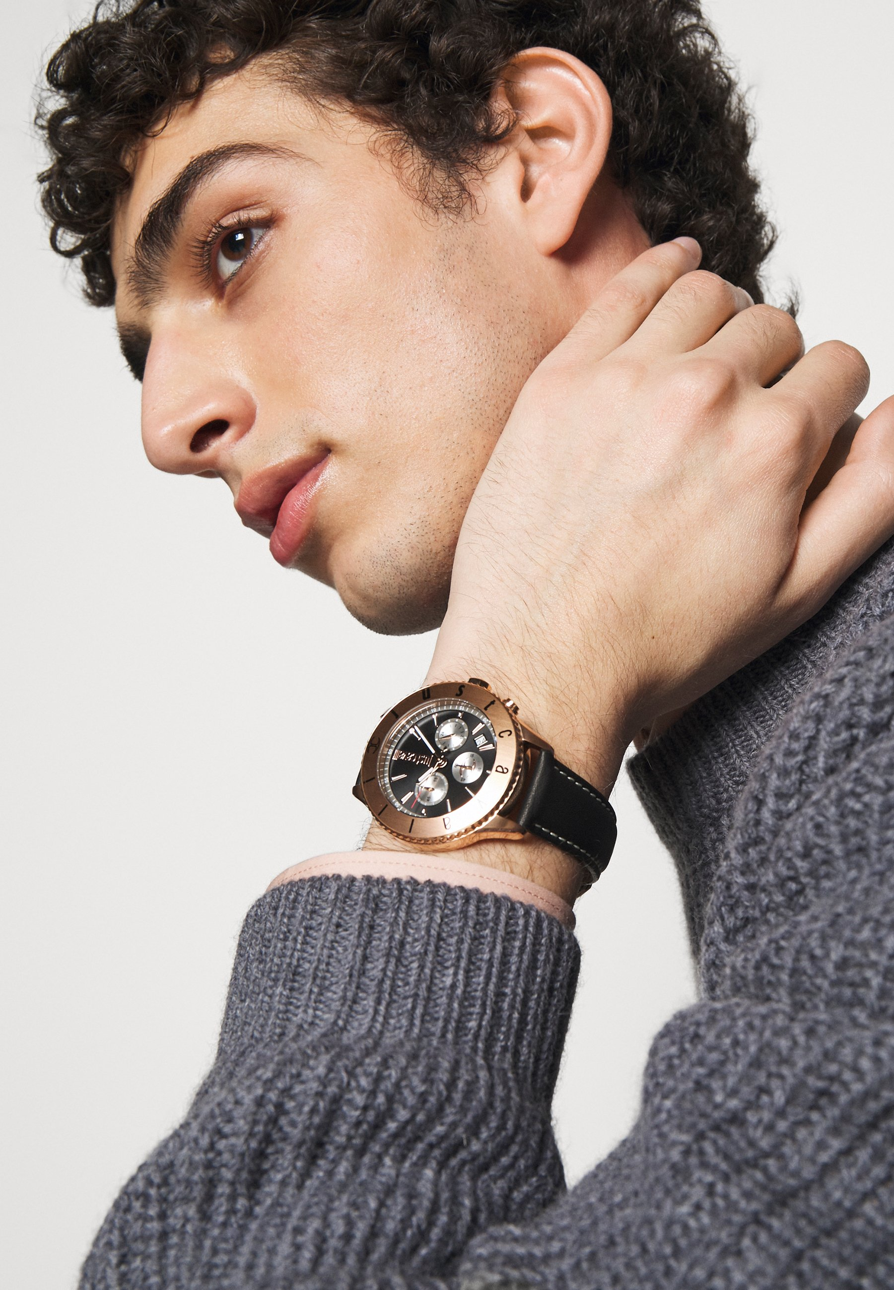 Men HIS HER PAIR - Chronograph watch