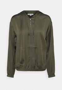comma casual identity - LANGARM - Summer jacket - khaki - 0