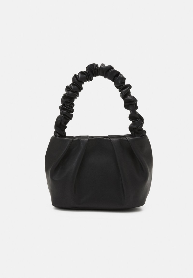 Who What Wear - TERRIE - Across body bag - black smooth
