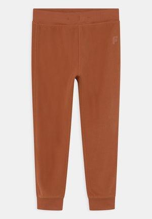MINI UNISEX - Tracksuit bottoms - brown