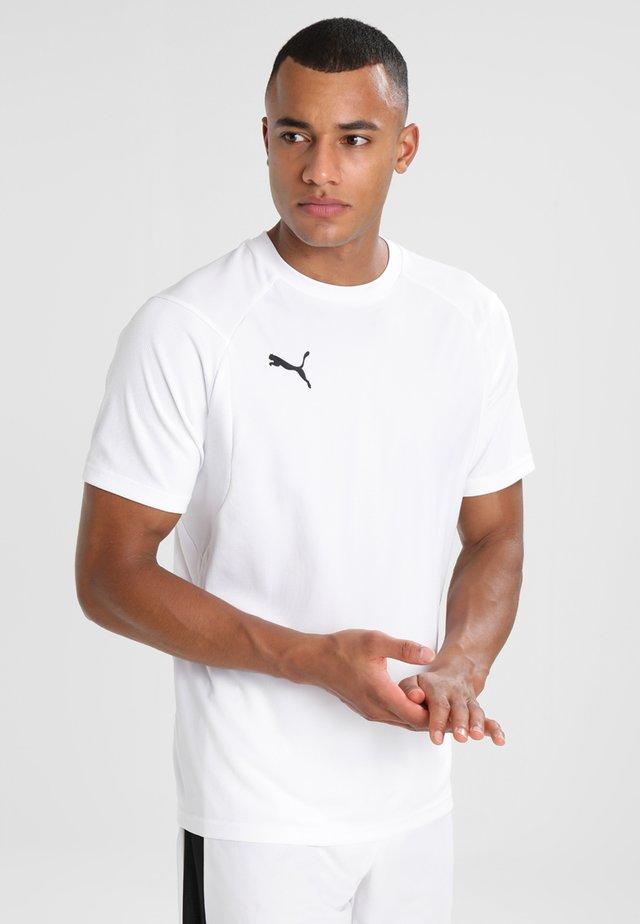LIGA  - Sportshirt - white/black