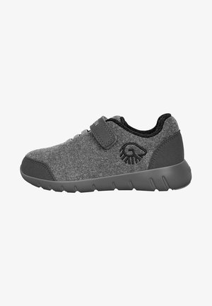 Touch-strap shoes - grey