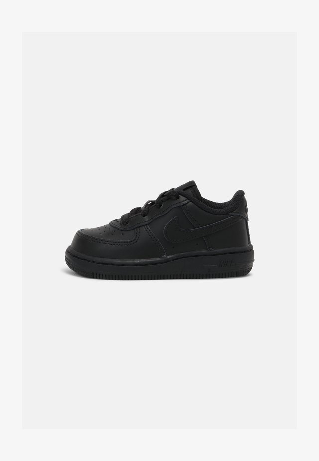 FORCE 1 UNISEX - Trainers - black