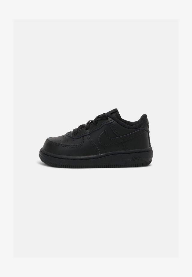 FORCE 1 UNISEX - Zapatillas - black