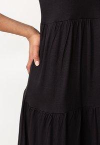 Indiska - HILMA - Jersey dress - black - 3
