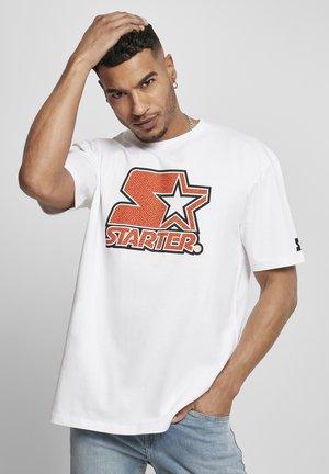 BASKETBALL SKIN - T-shirts print - white