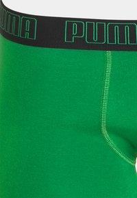 Puma - BASIC TRUNK 2 PACK - Culotte - amazon green - 3