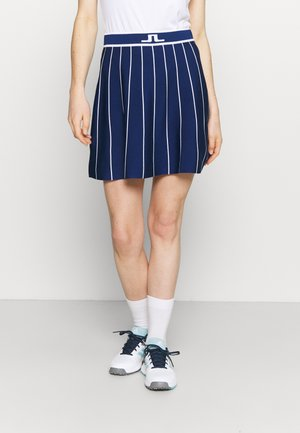 BAY GOLF SKIRT - Sports skirt - midnight blue