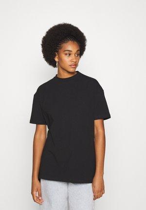 ACTIVITY TEE - T-shirts med print - black