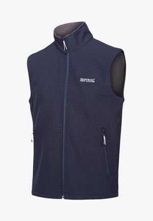BRADWELL  - Waistcoat - navy