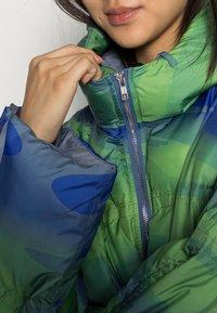 HOSBJERG - DONNA TAMARA JACKET - Winter jacket - mermaid blue/green - 4