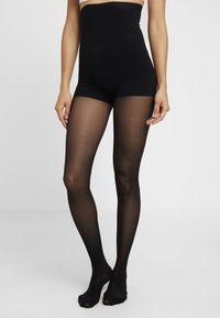 ITEM m6 - 30 DEN WOMAN SHAPE TIGHTS TRANSLUCENT - Tights - black - 1