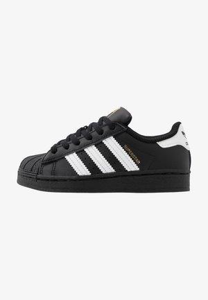 SUPERSTAR - Sneaker low - core black/footwear white