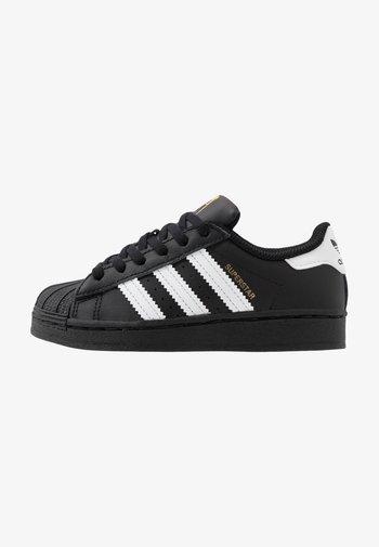 SUPERSTAR UNISEX - Sneakers - core black/footwear white