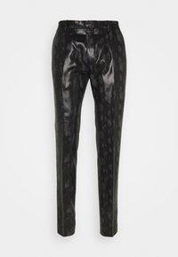 Twisted Tailor - FLEETWOOD SUIT - Suit - black - 16